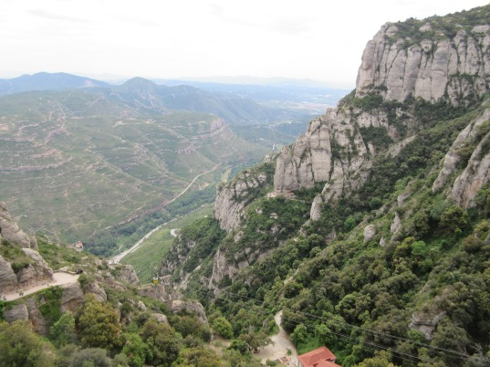 The Mountains of Montserrat