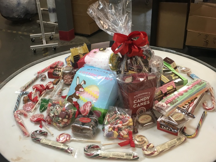 A Trip Down the Real Candy Cane Lane – Hammond's Candies in Denver