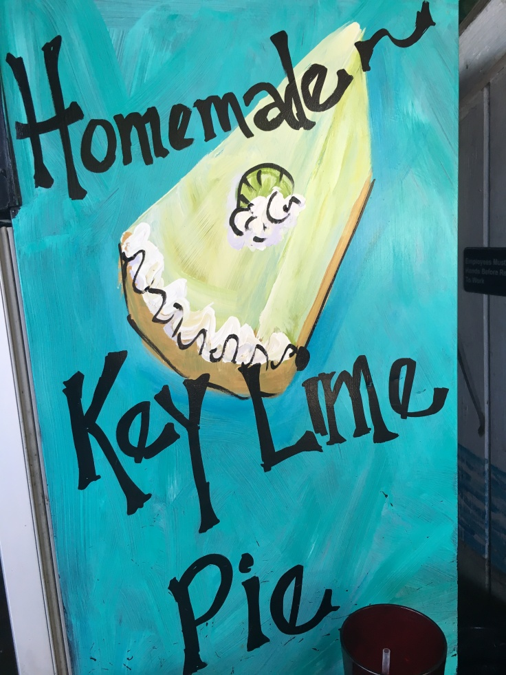 A Slice of the Conch Republic - Homemade Key Lime Pie at the Hungry Tarpon in Islamorada, Florida