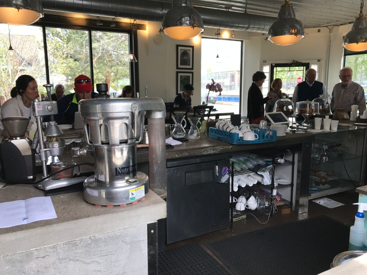 Bean Counter - Steam Espresso Bar is Always Bustling in Denver, Colorado