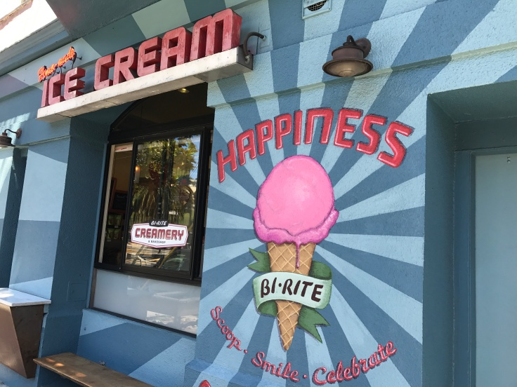 The Real San Francisco Treat - Bi-Rite Creamery in San Francisco's Mission District