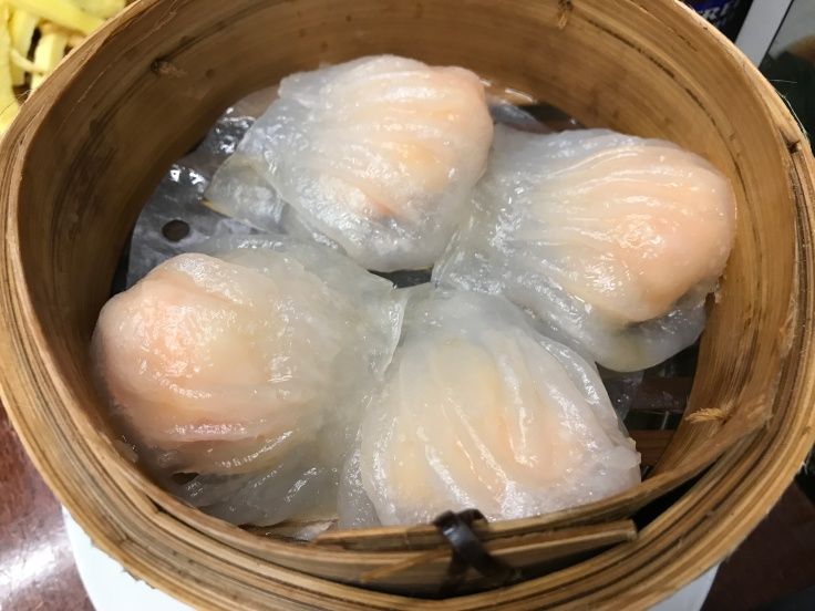 I Have Fillings for You - Lee Kitchen's Har Gow Shrimp Dumplings in Toronto