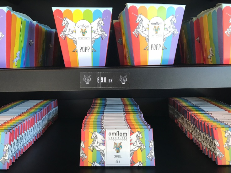 Full of Pride - Omnom Chocolate Creates Special Batches with Proceeds from the Products Supporting Hinsegin Dagar (Reykjavík Pride)