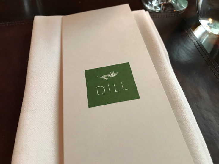 Dill Restaurant in Reykjavík, Iceland