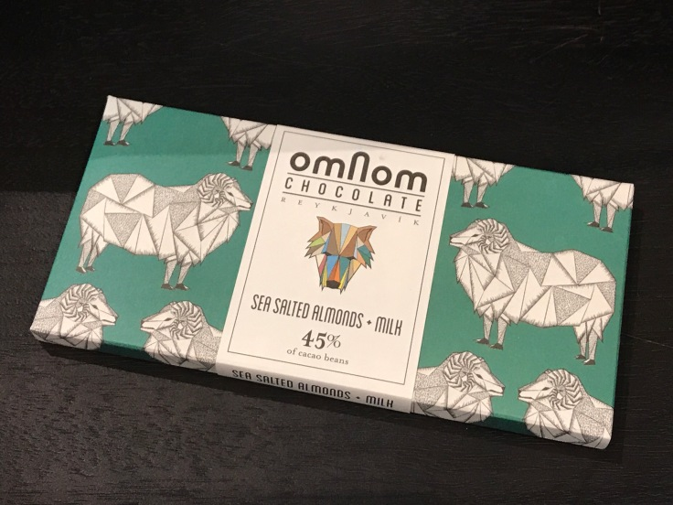 Ocean Fresh - Omnom Chocolate's Unique Process Results in a Salted Caramel Bar that Tastes Like Iceland's West Fjords