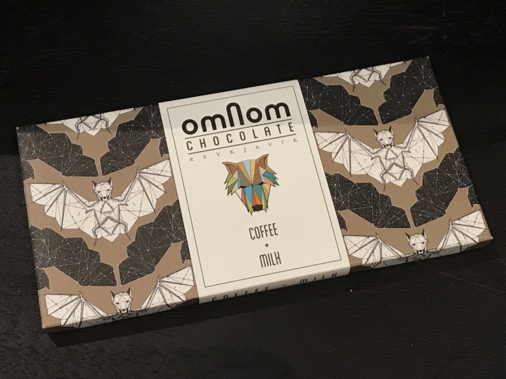 Chocolate Buzz - Iceland's Omnom Chocolate Teams Up with Reykjavík Roasters for its Coffee + Milk Bar