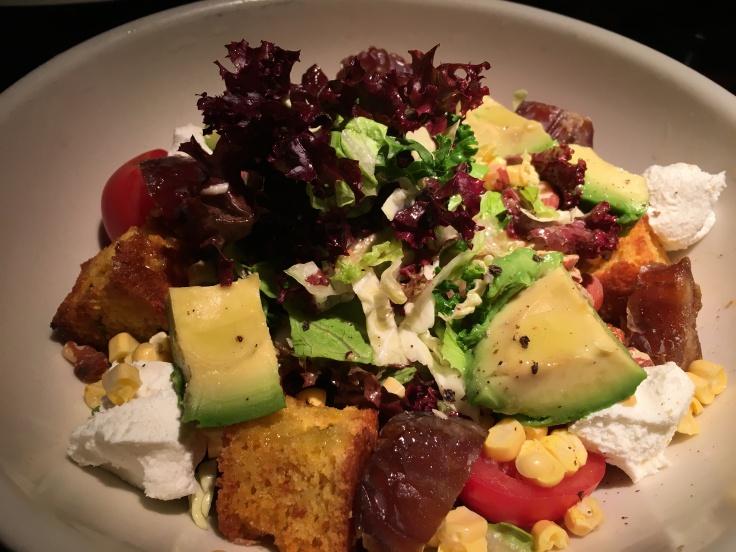 Macho Macho Man - The Macho Salad at Los Altos Grill in Los Altos, California