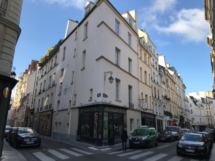 Hôtel du Petit Moulin in Paris, France
