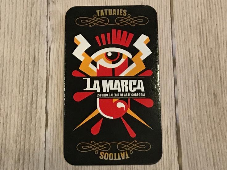 La Marca in Old Havana (Habana Vieja), Cuba