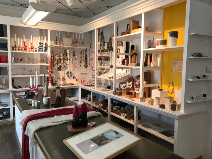 Treasure Room - Kirsuberjatréð in Reykjavík, Iceland Features Fun Finds From Local Icelandic Artisans