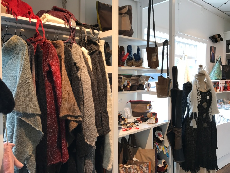 "One of a Kind - The Handmade Clothing at Kirsuberjatréð in Reykjavík is Much More Unique Than the ""Icelandic"" Sweaters You'll Find for Sale in Tourist Shops Across Iceland"