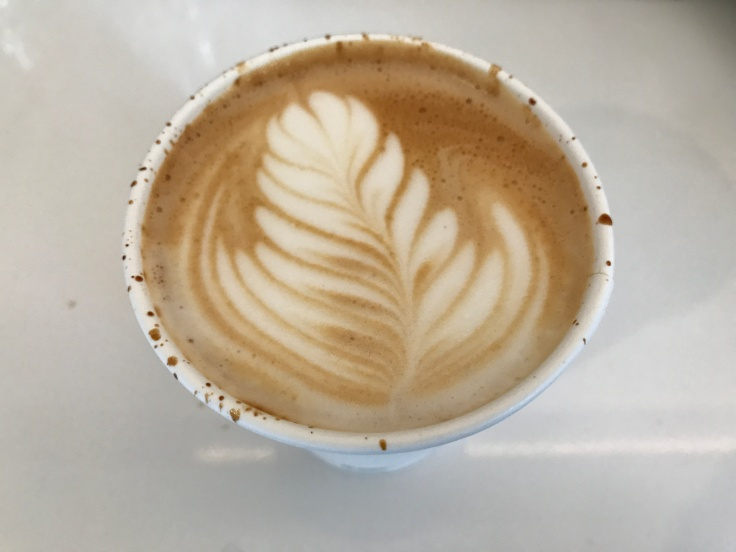 Snag a Cappuccino at Oakland's Drip Line Even if You're Running a Little Latte