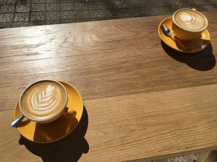 Coffee, Friends and Sunshine Make the Perfect Blend - Artificer Specialty Coffee Bar & Roastery in Surry Hills Near Sydney, Australia