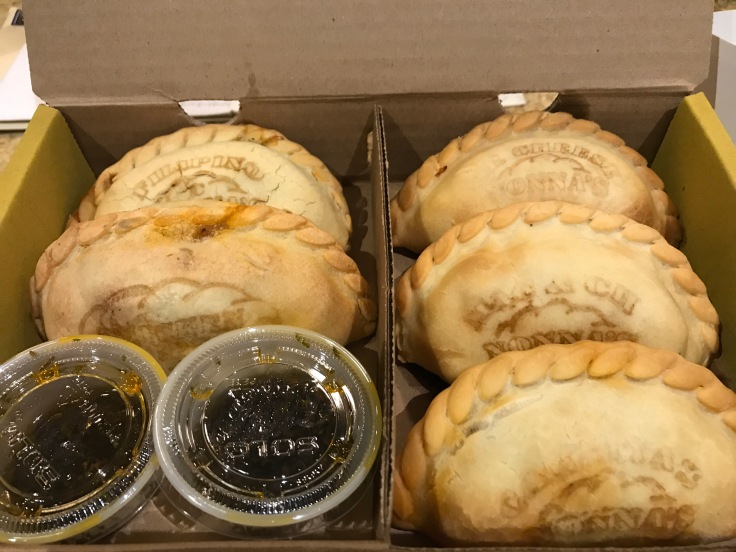 Inner Beauty Queens - A Nonna's Empanada's Outer Beauty is Rivaled by its Inner Goodness