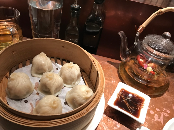 I Like Big Baos and I Cannot Lie - Xiao Long Baos at China Live in San Francisco, California