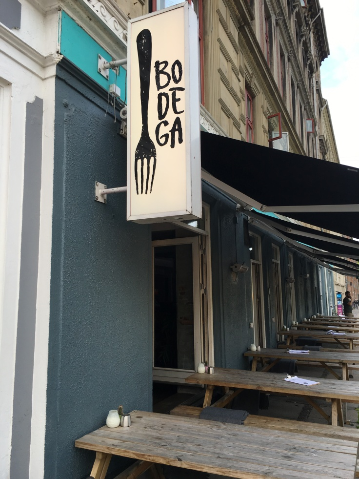 Bodega in Copenhagen, Denmark