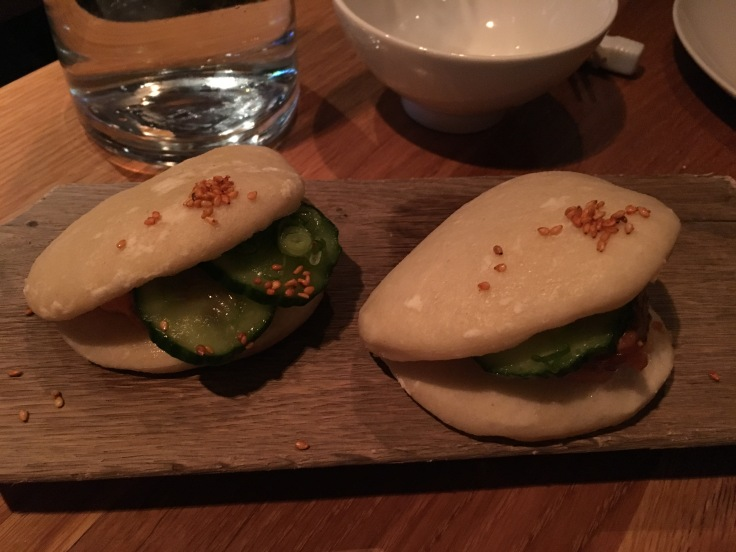 Cute Buns Hon - Tasty Pork Buns at Gaijin in Helsinki, Finland