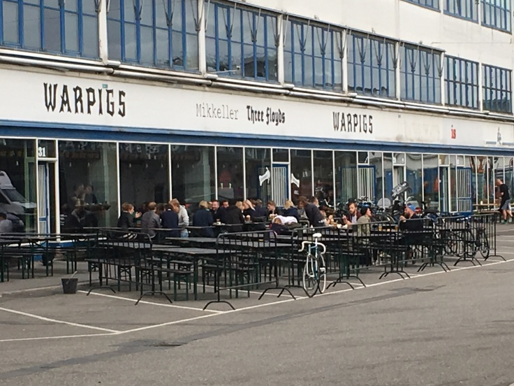 Warpigs in Copenhagen, Denmark