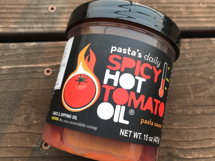 Hot Mama - Spicy Hot Tomato Oil Sauce From Pastabilities in Syracuse, New York