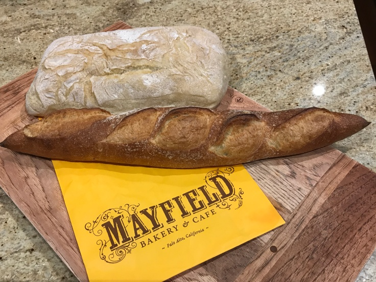 Warning - The Freshly Baked Loaves of Bread at Mayfield Bakery in Palo Alto, California Will Lead You Into Carb Temptation Territory