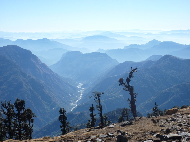 The Bunga Trek in the Foothills of the Himalayas in Northern India – Photo Courtesy of Alex Wix