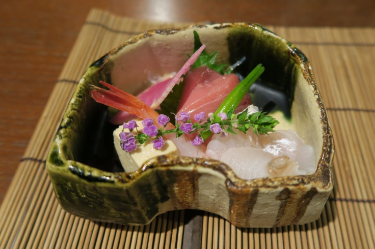 Course Number Six at a Local Ryokan in Japan – Photo Courtesy of Alex Wix