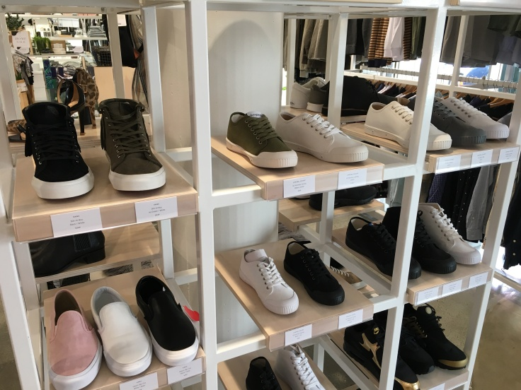 Superette in Wellington, New Zealand Carries Cool Kicks by Brands like Spring Court and Vans