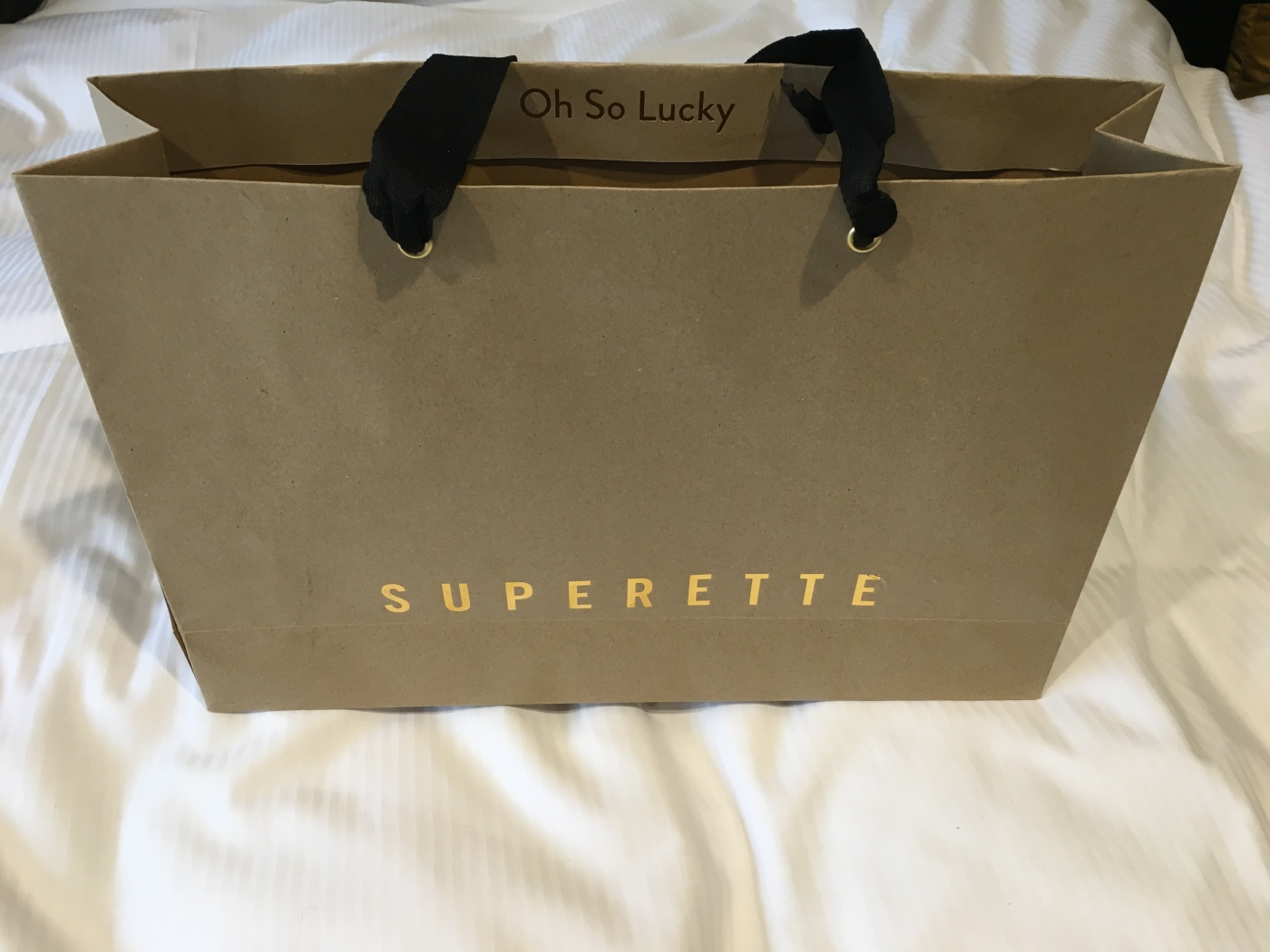 """If You Get a Chance to Shop at Superette in Wellington, New Zealand, You'll be, """"Oh So Lucky,"""" Too!"""