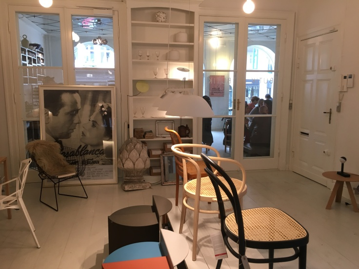 A Peek Inside the Boutique - Atelier September is Both a Café and a Butik Located in Copenhagen, Denmark
