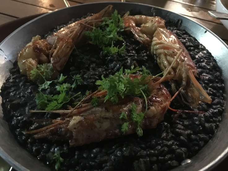 Top That - Arroz Negro Con Calamar at Barceloneta in Miami, Florida