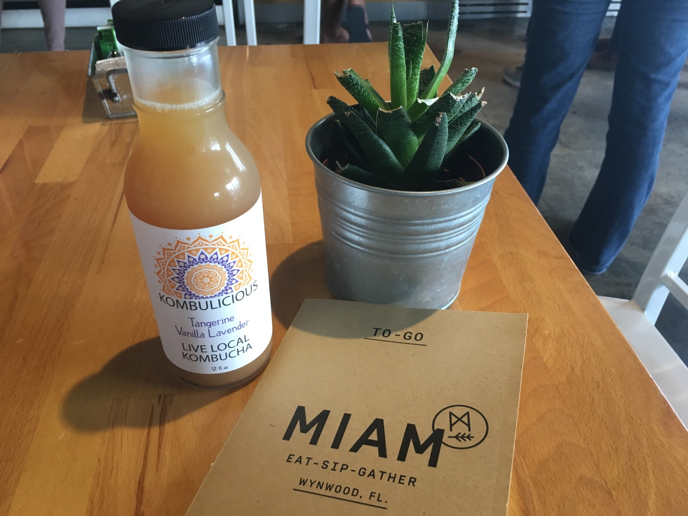 Eat - Sip - Gather - Miam Café in Miami, Florida