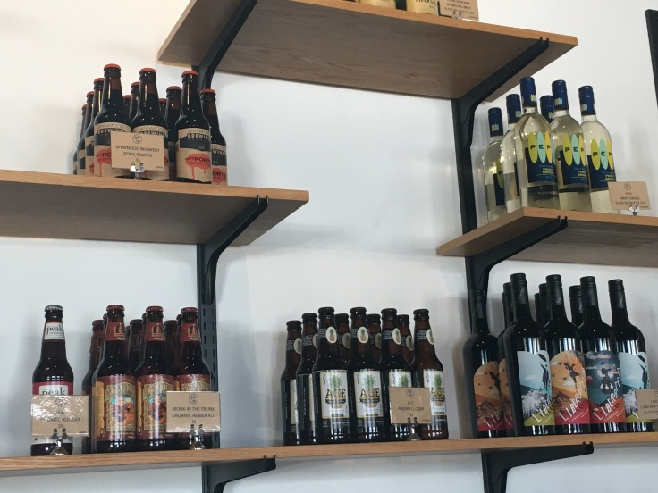 Cure Your Ale Ments - Miam Café in the Wynwood Art District Offers Local Craft Brews for Sale