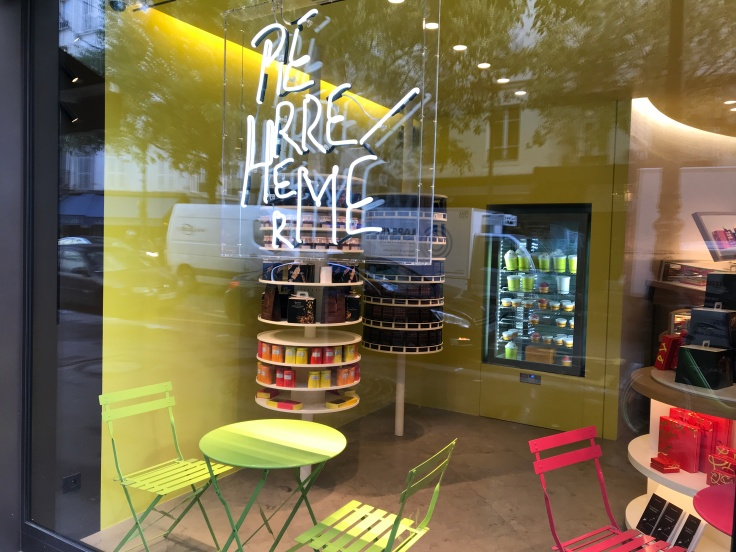 Pierre Hermé in Paris, France