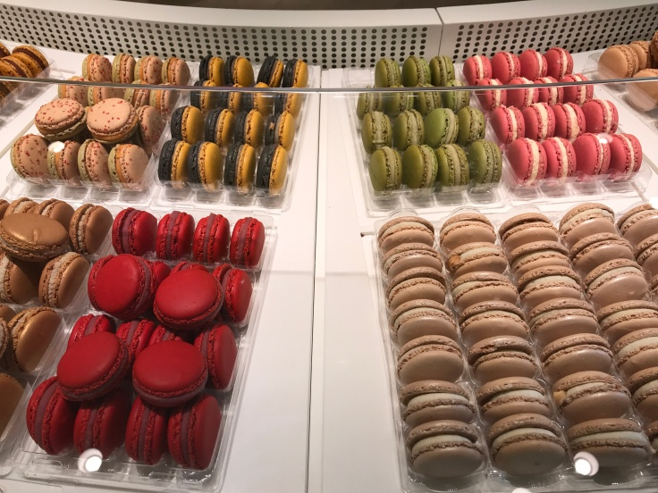 Macaron Madness - Pierre Hermé Macarons in Paris, France