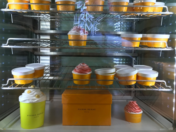 Life With a Bit of Ice Cream is Sweet at Pierre Hermé in Paris, France