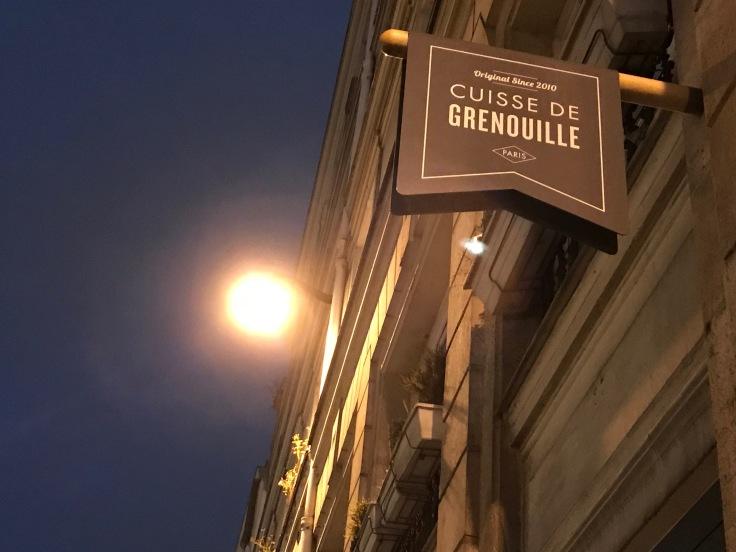 Cuisse de Grenouille in Paris, France