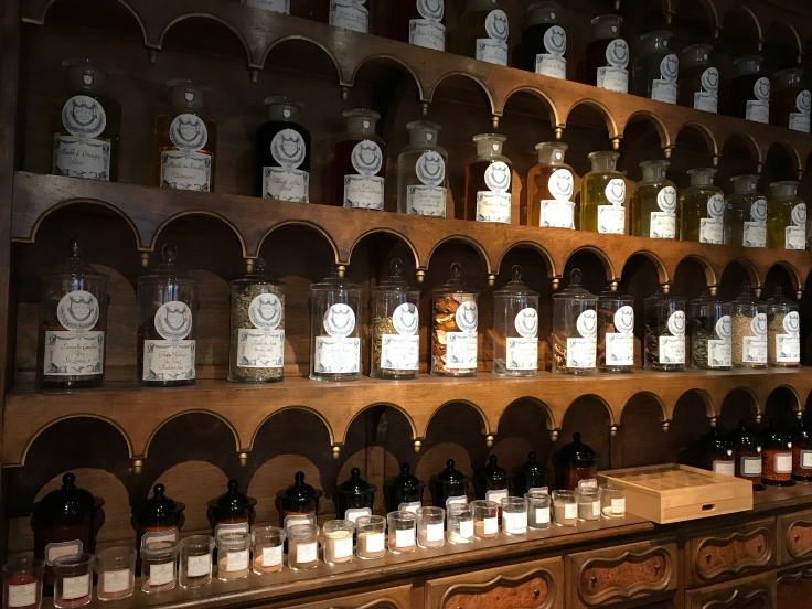 Standing the Test of Time - Buly 1803 in Paris, France has Been a Famed French Beauty Dispensary for Two Centuries