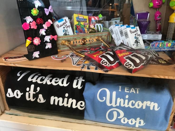 The Front Counter at Cream Parlor in Miami, Florida