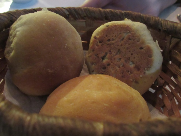The Pan de Cereales at El Romero in Las Terrazas, Cuba is One Ceral That Never Gets Soggy - It's a Type of Cuban Bread Roll Made With Local Herbs