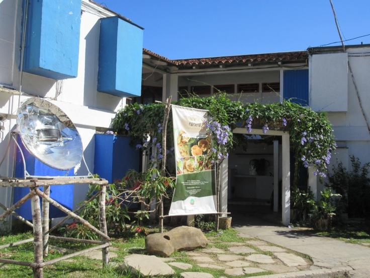 El Romero Eco Restaurant in Las Terrazas, Cuba