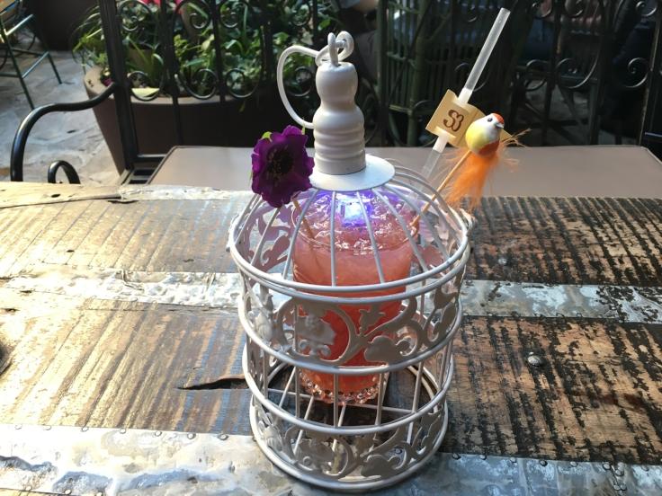 mi-lindo-pajarito-my-cute-little-bird-cocktail-drink-bird-cage-salvador-bachiller-el-jardín-de-sb-madrid-spain-restaurant